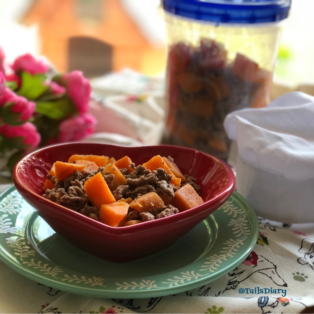 Dog approved beef picadillo recipe tailsdiaryt forumfinder Image collections